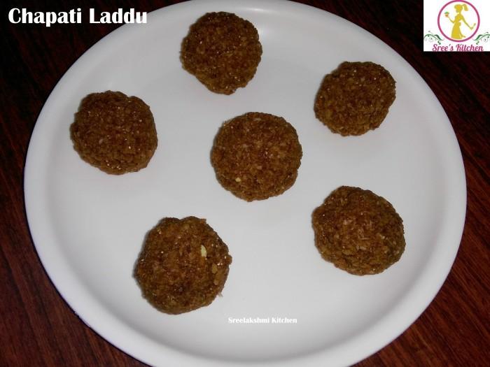 chapati laddu