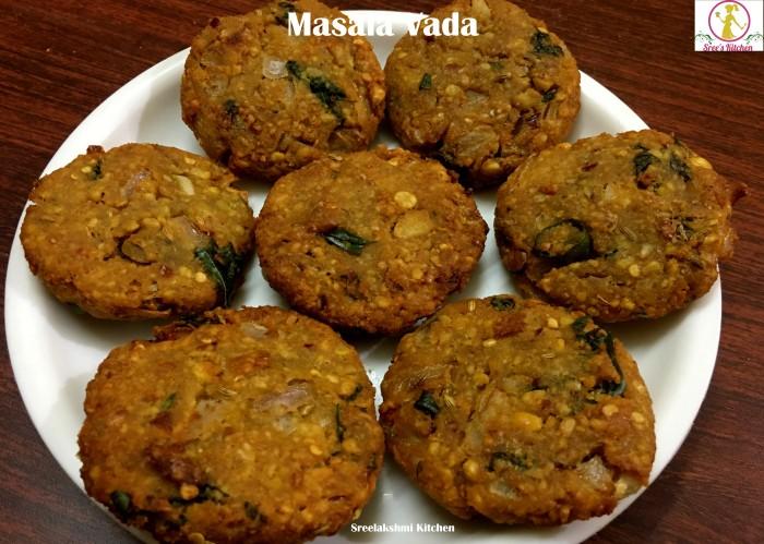 masala vada recipe, masala vada, southindian masala vada, masala vada image