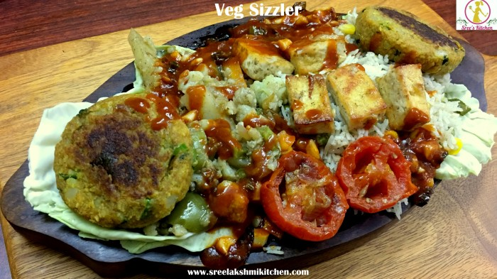 veg sizzler