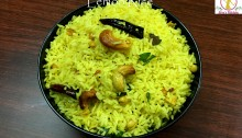 lemon rice, the best lemon rice, variety rice, restaurant style lemon rice