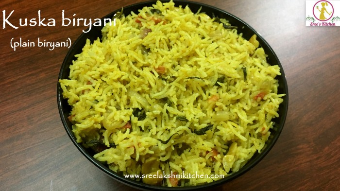 kuska biryani wordpress