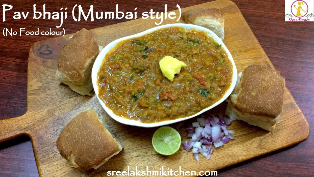 Pav bhaji | How to make pav bhaji at home |Mumbai style street food | पाव भाजी रेसिपी | பாவ் பாஜி