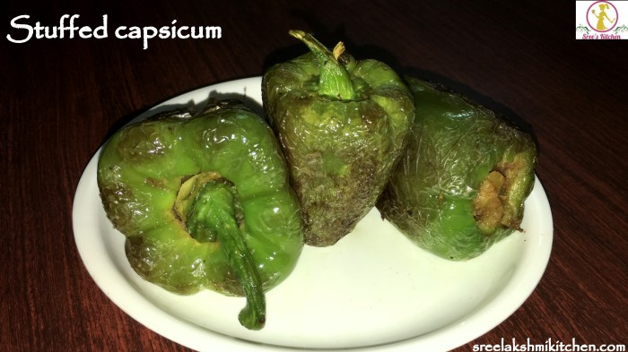 stuffed capsicum, stuffed bell peppers, bharwa shimla mirch recipe, stuffed bell peppers vegan, stuffed bell peppers indian