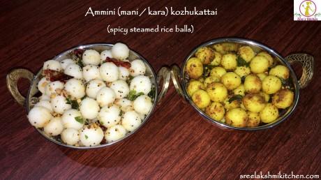 vinayagar chaturthi recipes, ammini kozhukattai video, kara kozhukattai using rice flour
